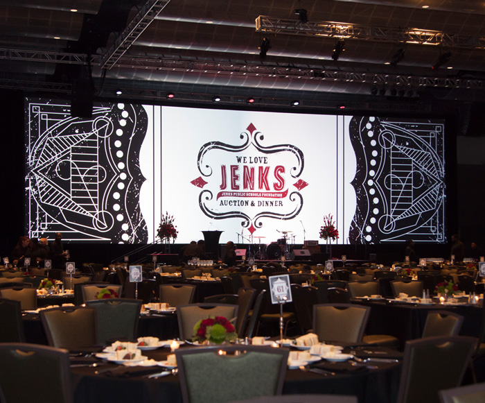 Jenks Public Schools Foundation Dinner and Auction