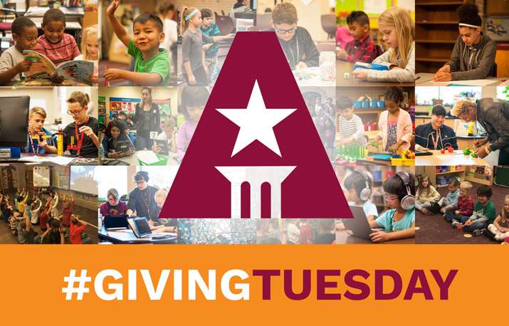 Jenks Public Schools Foundation Giving Tuesday